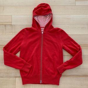 Gap Reversible Hooded Sweatshirt